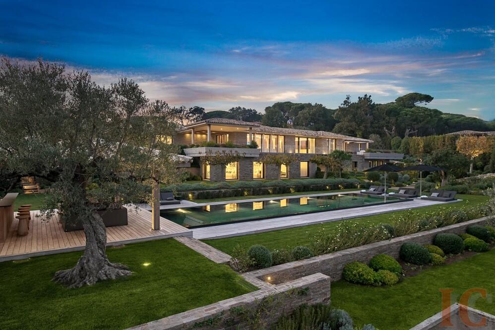 Maison contemporaine -